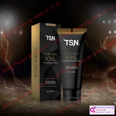 Gel bôi tăng kích thước dương vật TSN XXL FOR MEN