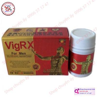 Thuốc cương dương VigRx For Men