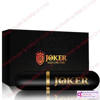 Thuốc xịt kéo dài quan hệ JOKER cao cấp 10ML